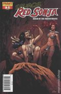 Savage Red Sonja Queen of the Frozen Wastes (2006) 3C