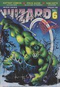 Wizard the Comics Magazine (1991) 6BN