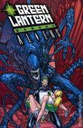 Green Lantern vs. Aliens TPB (2001 DC/Dark Horse) 1-REP