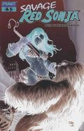 Savage Red Sonja Queen of the Frozen Wastes (2006) 3E
