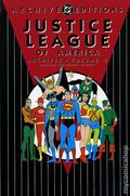 DC Archive Editions Justice League of America HC (1990-2012 DC) 7-1ST