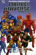 Essential Official Handbook of the Marvel Universe Update '89 TPB (2006) 1-1ST
