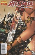 Red Sonja (2005 Dynamite) 16D