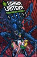 Green Lantern vs. Aliens TPB (2001 DC/Dark Horse) 1-1ST