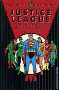 DC Archive Editions Justice League of America HC (1990-2012 DC) 2-1ST