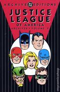 DC Archive Editions Justice League of America HC (1990-2012 DC) 9-1ST