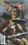 Savage Red Sonja Queen of the Frozen Wastes (2006) 4B