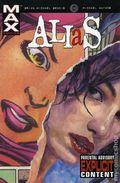 Alias TPB (2003-2004 Marvel MAX) 4-1ST