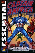 Essential Captain America TPB (2001- Marvel) 1st Edition 3-1ST