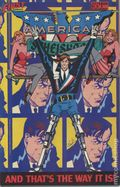 American Flagg (1983 1st Series) 10