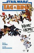 Star Wars Tag and Bink Were Here TPB (2006 Dark Horse) 1-1ST