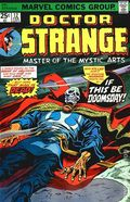 Doctor Strange (1974 2nd Series) 12