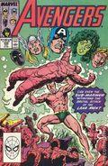 Avengers (1963 1st Series) 306
