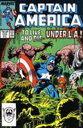 Captain America (1968 1st Series) 329