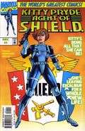 Kitty Pryde Agent of SHIELD (1997) 1