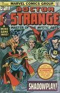 Doctor Strange (1974 2nd Series) 11