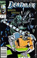 Deathlok (1991 1st Series) 4