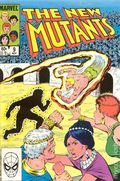 New Mutants (1983 1st Series) 9