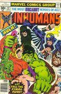 Inhumans (1975 1st Series) 12