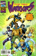 New Warriors (1999 2nd Series) 1