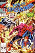 Web of Spider-Man (1985 1st Series) 43