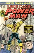 Power Man and Iron Fist (1972 Hero for Hire) 23