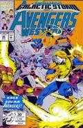 Avengers West Coast (1985) 80
