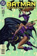 Detective Comics (1937 1st Series) 706