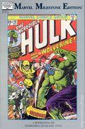 Marvel Milestone Edition Incredible Hulk (1991) 181