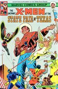 Uncanny X-Men at the State Fair of Texas (1983) 1