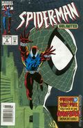 Spider-Man Unlimited (1993 1st Series) 8