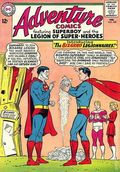 Adventure Comics (1938 1st Series) 329