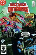 Batman and the Outsiders (1983 1st Series) 13