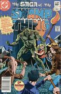 Swamp Thing (1982 2nd Series) 1