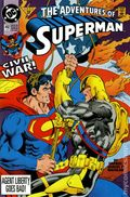 Adventures of Superman (1987) 492