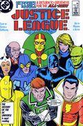Justice League America (1987) 1