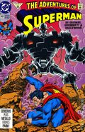 Adventures of Superman (1987) 491
