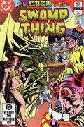 Swamp Thing (1982 2nd Series) 7