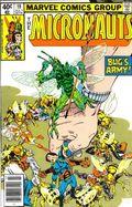 Micronauts (1979 1st Series) 19