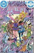 Amethyst Princess of Gemworld (1984) Annual 1A
