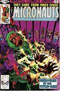 Micronauts (1979 1st Series) 17