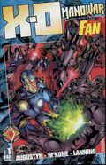 X-O Manowar Fan Edition (1997) 1