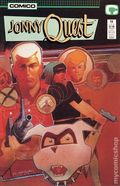 Jonny Quest (1986 Comico) 11