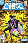 Cosmic Boy (1986) 2