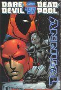 Daredevil Deadpool 1997 Annual 1