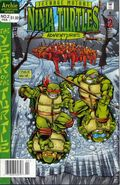 Teenage Mutant Ninja Turtles Adventures Year of Turtles ('96 2