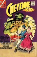 Cheyenne Kid (1958 Charlton) 59