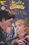 Buffy the Vampire Slayer Angel (1999) Wizard 1/2 1A
