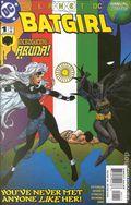 Batgirl (2000) Annual 1