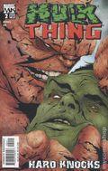 Hulk and Thing Hard Knocks (2004) 2
